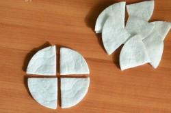 Ватные диски для снятия шеллака