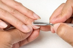 Подготовка ногтей к покрытию гелем