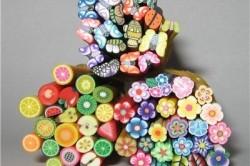 Полимерные палочки для фимо дизайна
