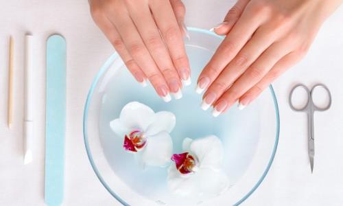 Ванночка для роста и укрепления ногтей