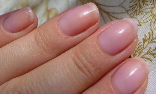 Ногти без кутикул