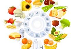 Натуральные витамины для ногтей