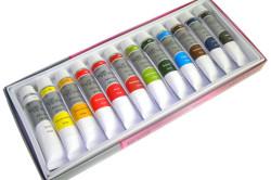 Набор акриловых красок для маникюра