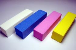 Бафик для полировки поверхности ногтя