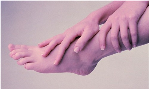 Дискомфорт ноги при вросшем ногте