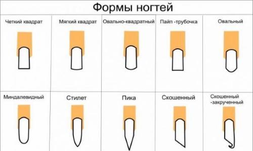 Лавандовый Маникюр С Дизайном
