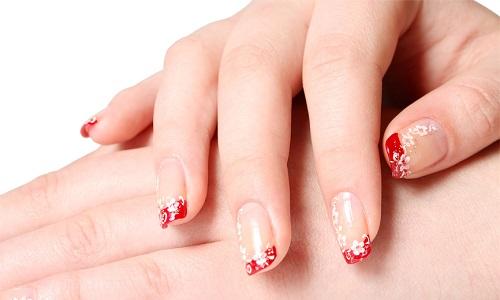 Красивый Маникюр На Круглые Ногти Фото