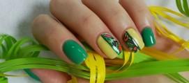 Что представляют собой цветные гели для ногтей?