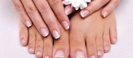 Особенности накладных ногтей на ноги