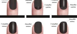 Плюсы и минусы матового лака для ногтей