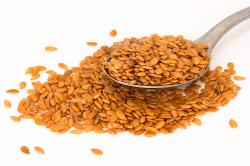 Польза семян льна при запоре