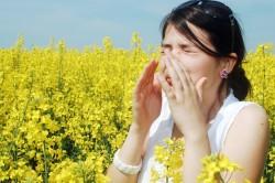 Аллергия - причина боли в горле при глотании