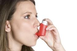 Астма - причина привкуса крови во рту