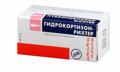 Гидрокортизон используют при острых аллергических реакциях и гиперчувствительности к лекарствам