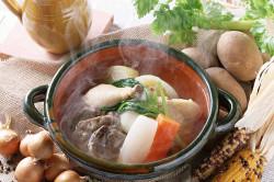 Горячий суп при геморрое