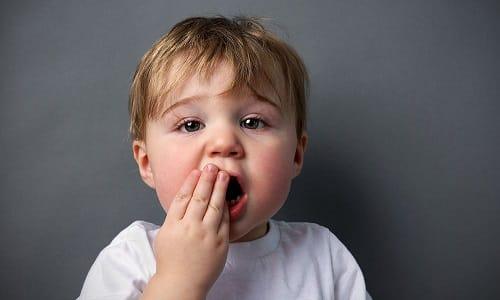Герпетический стоматит - частое заболевание, встречающееся у детей от 1 до 3 лет