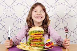 Неправильное питание как причина запоров