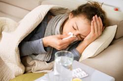 ОРВИ - причина диареи