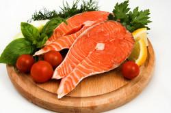 Польза рыбы при малокровии