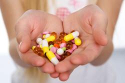 Прием препаратов для лечения заболевания