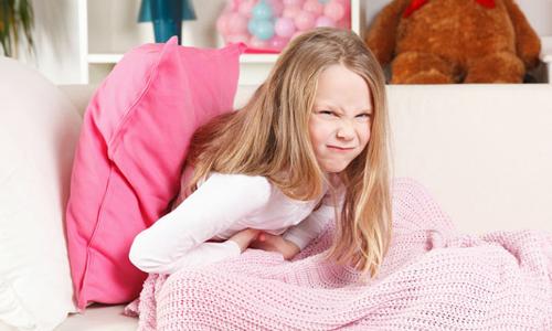 Боль при аппендиците у ребенка
