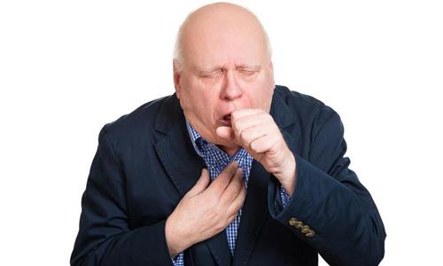 Проблема сухого кашля