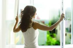 Проветривание комнаты при простуде и гриппе