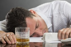 Злоупотребление алкоголем - причина бронхита