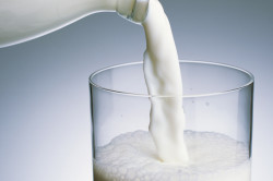 Молоко для лечения ОРЗ