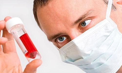 Для определения содержания в крови концентрации различных показателей применяется лабораторный метод - анализ крови
