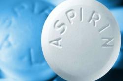 Аспирин для снижения температуры при простуде