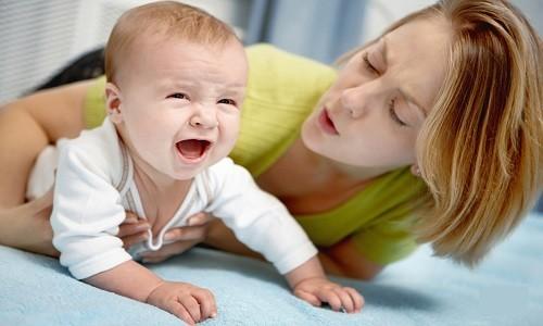 Проблема дисбактериоза кишечника у детей