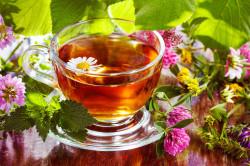 Травяные некрепкие чаи после удаления аппендикса