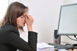 Стресс - причина вторичной олигоменории