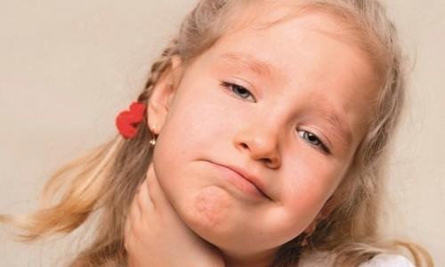 Проблема тонзиллита у ребенка