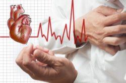 Проблемы с сердцем - причина повышения температуры