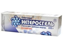 Прием Энтеросгеля при кишечных инфекциях