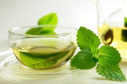 Чай с мелиссой для улучшения мозгового кровообращения