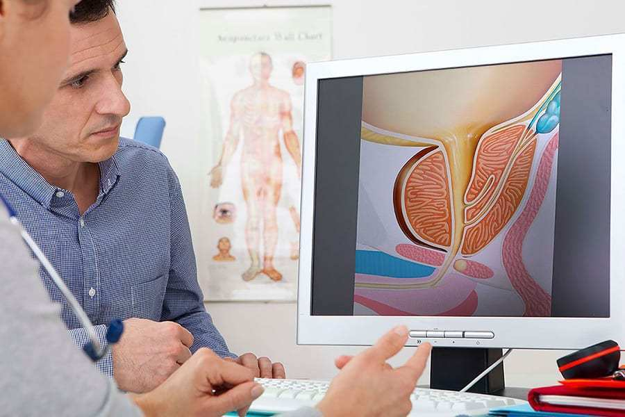 Диагностика аденомы предстательной железы