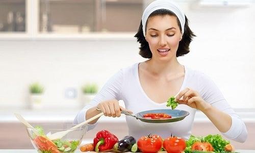 Сбалансированная диета - эффективный метод лечения и профилактики заболеваний кожи, в частности опоясывающего герпеса