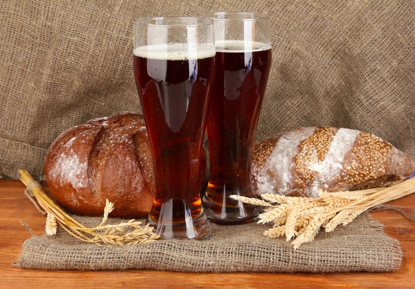 кислый хлебный квас