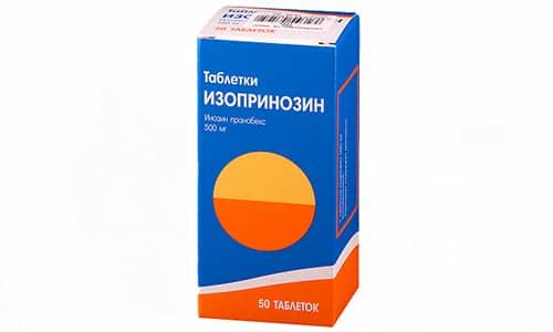 Если Изопринозин используется дольше месяца, необходимо провести контроль работы почек и печени