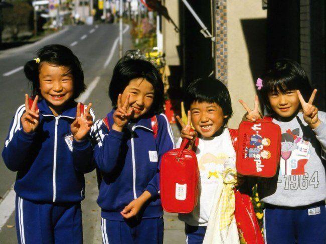 маленькие азиаты