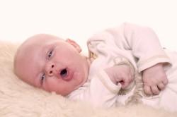 Кашель у новорожденного ребенка