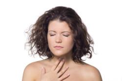 Ком в горле при хроническом насморке