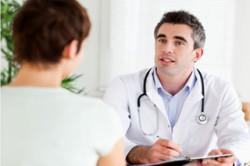 Консультация врача при тонзиллите