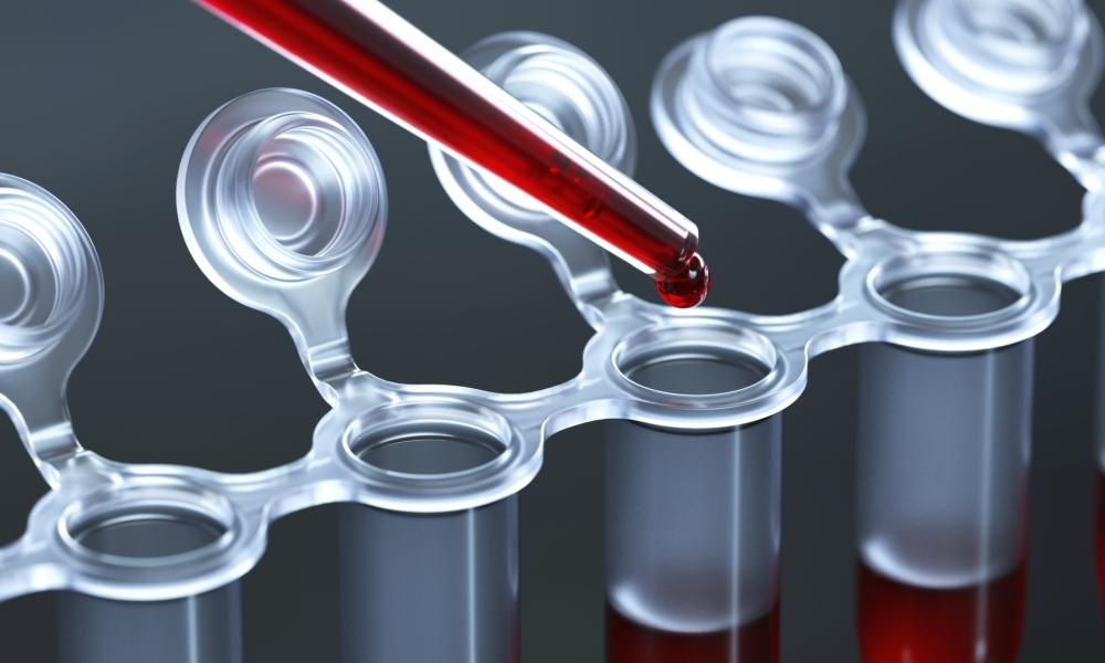 Анализ крови на генетику