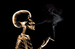 Курение - причина развития болезни Крона