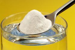 Раствор соды для промывания слизистой носа