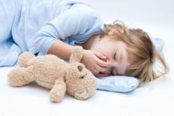 Возникновения ларингита во время сна
